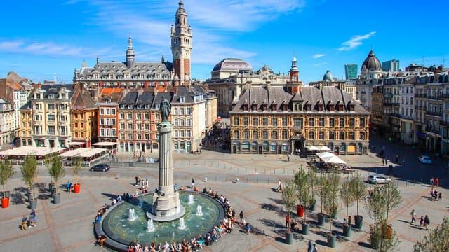 La métropole de Lille