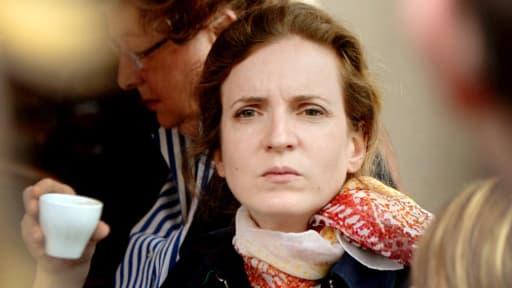 Nathalie Nathalie Kosciusko-Morizet, candidate UMP à la mairie de Paris, le 4 juin 2013.