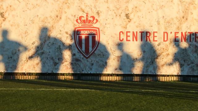 La Turbie, le centre d'entraînement monégasque.