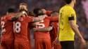 Liverpool après la qualification contre Dortmund (4-3)