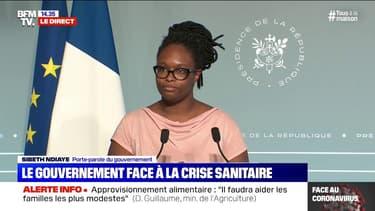 Sibeth Ndiaye confirme le limogeage du directeur de l'ARS Grand Est après ses propos sur l'hôpital de Nancy