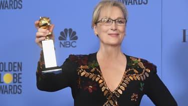 Meryl Streep est nommée pour la 31ème fois aux Goldens Globes