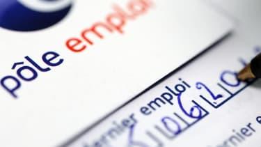 Seuls 300 nouveaux chômeurs de catégorie A se sont présentés à Pôle emploi au mois de décembre