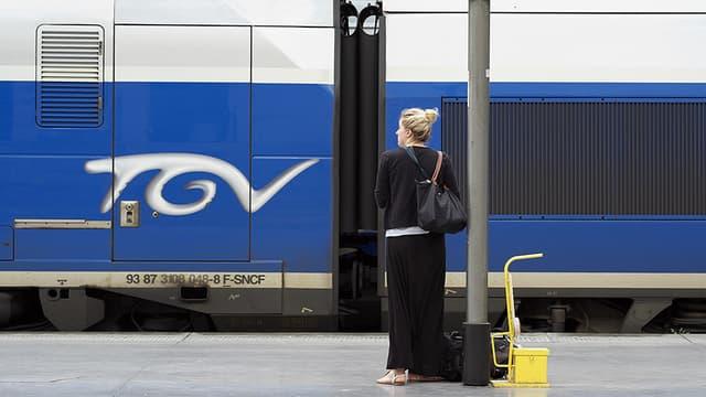 Les TGV pourraient bientôt être équipés de réseau wifi.