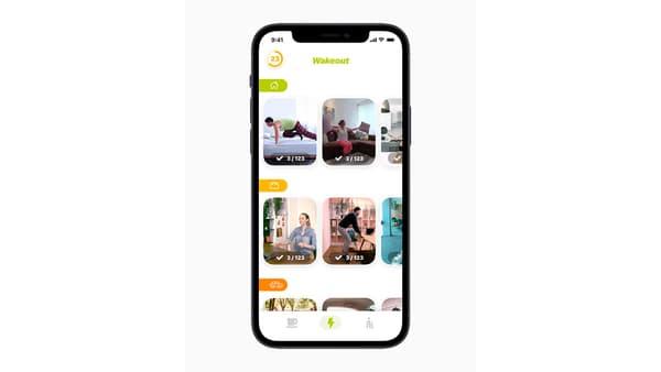 L'application Wakeout!, distinguée par Apple dans la catégorie iPhone