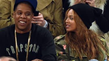 Beyoncé et Jay-Z n'ont pas encore commenté la naissance de leurs jumeaux.