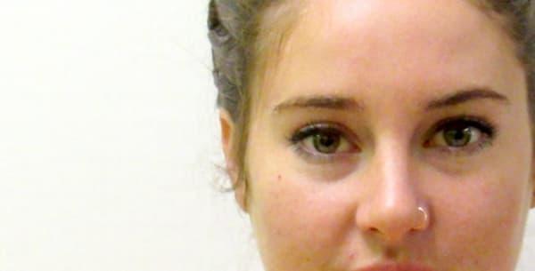 L'actrice américaine Shailene Woodley, arrêtée par la police dans le Dakota du Nord.