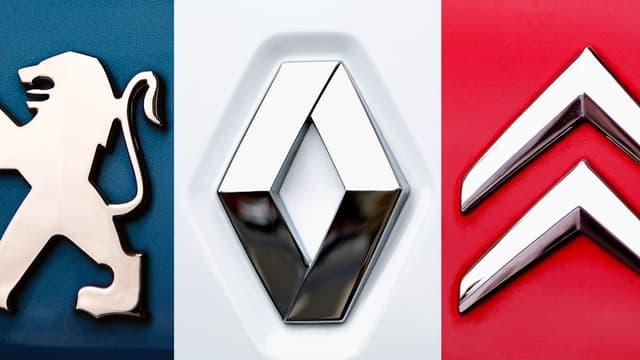 PSA et Renault ont réalisé de belles performances en février.