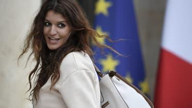 """Marlène Schiappa l'assure, """"la République protège les femmes""""."""