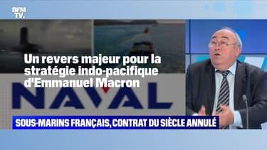 Sous-marins français, contrat du siècle annulé - 16/09