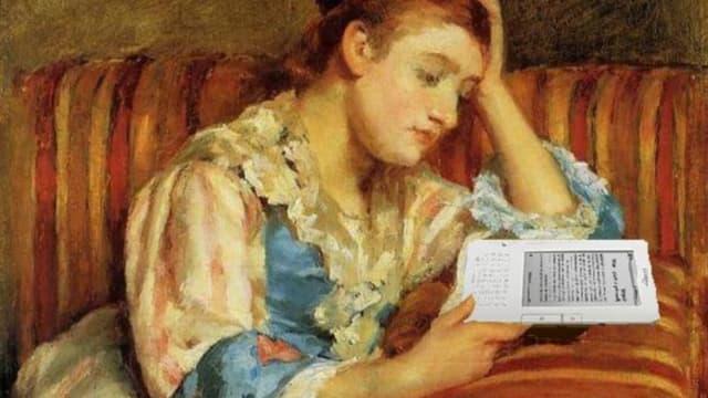 En France, le e-book convainc, mais sans créer de richesse.