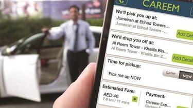 Careem, plateforme services de transport VTC, a réalisé une levée de fonds  de 350 millions de dollars auprès de Rakuten et  STC pour accélérer son développement à l'international.