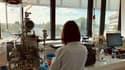 Travail de laboratoire sur le site d'OSE Immuno à Nantes