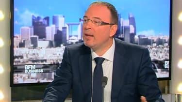 Yann Galut, député (PS) et rapporteur du projet de loi contre la fraude fiscale, était l'invité de BFM Business, ce jeudi 10 octobre.