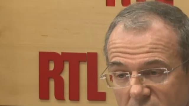 Richard Lizurey à RTL le 29 septembre