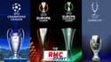 Les Coupes d'Europe sur RMC Sport