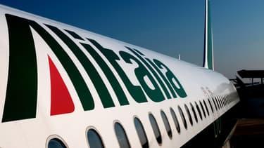 Un préaccord trouvé entre syndicats et direction d'Alitalia