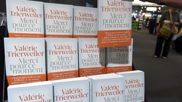 Le livre de Valérie Trierweiler s'arrache depuis sa sortie jeudi 4 août.