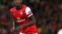 Yaya Sanogo, ici avec le maillot d'Arsenal