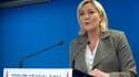 Marine Le Pen a réagi à l'exclusion de son père, Jean-Marie, des rangs du Front National (FN).