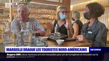 La ville de Marseille cherche à attirer les touristes nord-américains