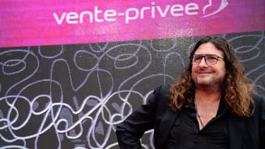Jacques-Antoine Granjon a lancé vente-privee.com en janvier 2001 avec ses sept associés.