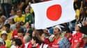 Un supporter japonais lors des JO de 2016