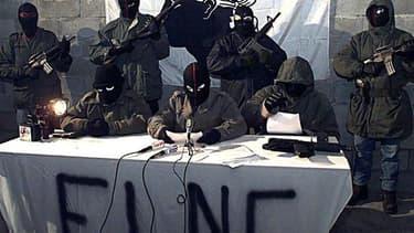 Des membres du FLNC (photo d'archive)