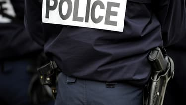 Policiers - Photo d'illustration