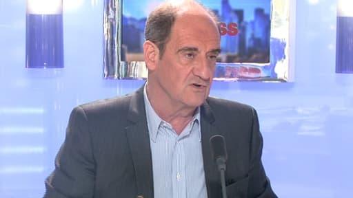 Pierre Lescure, auteur du rapport sur le financement de la politique culturelle, était l'invité de BFM Business, mardi 14 mai.
