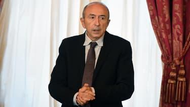 Gérard Collomb à Lyon, le 19 novembre 2015.