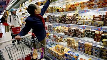 L'étiquetage nutritionnel n'a pas prouvé son efficacité.