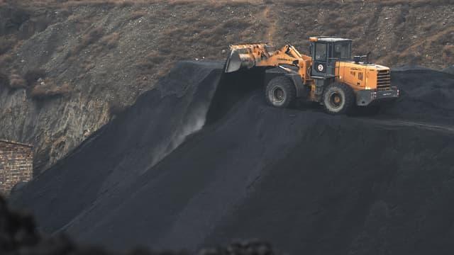 La timide transition énergétique opérée par la Chine diminue radicalement l'utilisation du charbon. (image d'illustration)