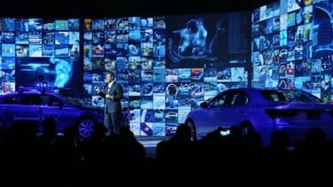 Les constructeurs automobiles seront au CES de Las Vegas