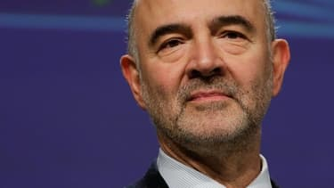 Le commissaire européen à la Fiscalité, Pierre Moscovici.