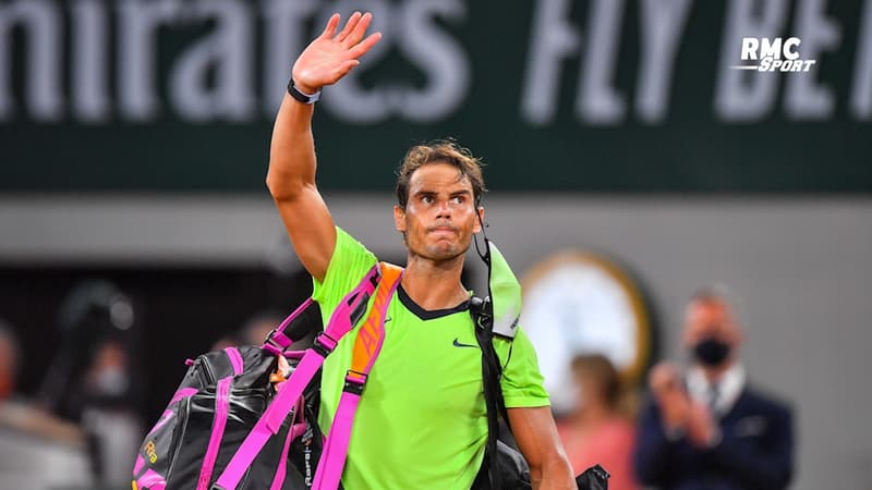 Tennis : Nadal déclare forfait pour Wimbledon et les Jeux Olympiques