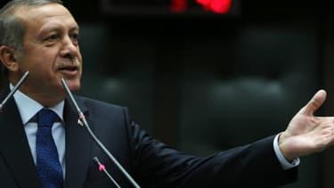 """Selon Recep Tayyip Erdogan, la Turquie est face à """"l'une des plus grandes vagues de terrorisme de son histoire"""""""