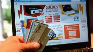 Les ventes en ligne poursuivent leur croissance en 2017