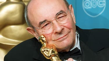 Stanley Donen remporte un Oscar en mars 1998