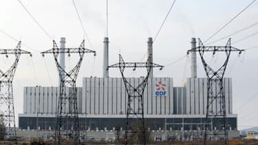 L'action EDF chute en Bourse dans le sillage des prix des matières premières