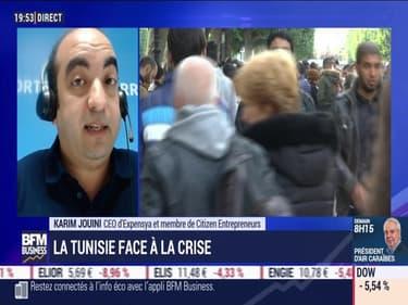 La Tunisie face à la crise - 11/06