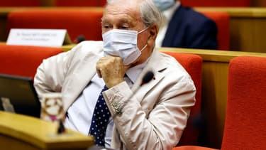 Image d'illustration - Jean-François Delfraissy au Sénat.