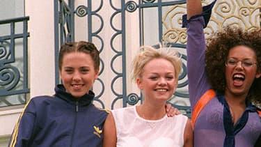 Les Spice Girls au Martinez, à Cannes