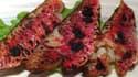 Rouget grillé chez Tagawa