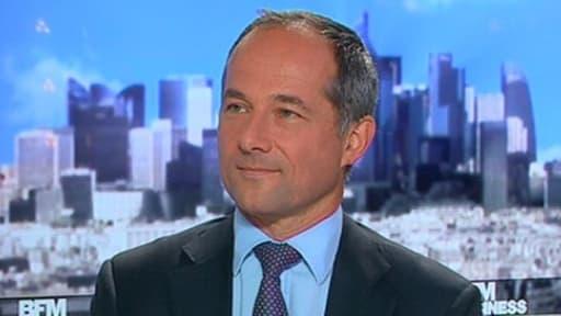 Frédéric Oudéa était l'invité de BFM Business ce vendredi 16 mai.