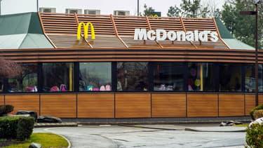 McDonald's mise sur la livraison à domicile.