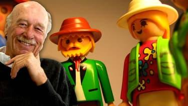 Horst Brandstätter était lui-même surpris par le succès des Playmobil.