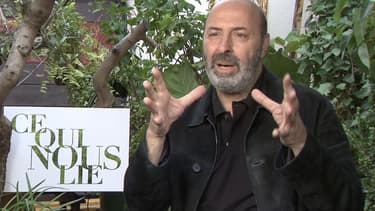 """Cédric Klapisch, réalisateur de """"Ce qui nous lie"""""""