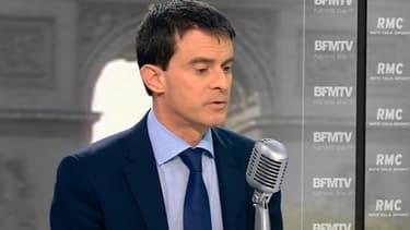 Manuel Valls chez Jean-Jacques Bourdin ce 9 avril