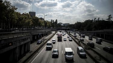 La mairie de Paris n'envisage pas de mettre en place des péages urbains.